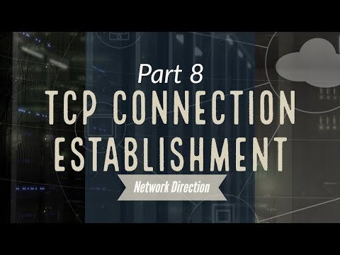Establishing Connections With TCP's Three Way Handshake   Network Fundamentals Part 8