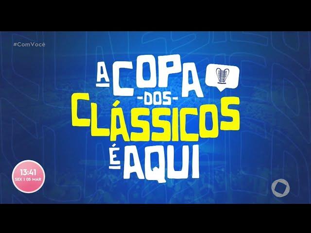 Copa do Nordeste - 05 03 2021 - Com Você