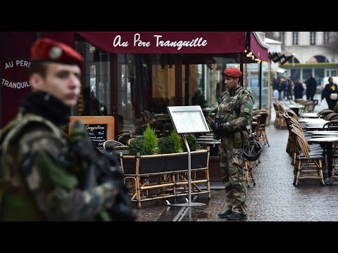 France: Man arrested in Paris after attacking soldier with knife