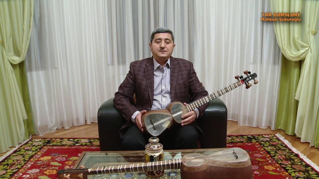 Tar dərsləri. 58-ci dərs. Şur: Bayatı-Türk | Tar lessons. 58th lesson. Shur: Bayati-Turk