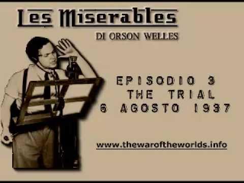 Les Miserables - Ep. 3  The Trial parte4/4 Orson Welles (I Miserabili)