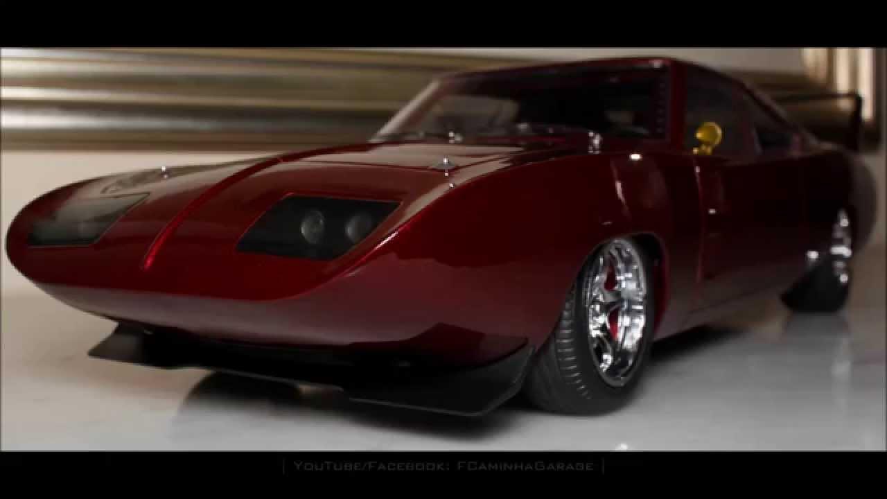 1969 dodge charger daytona custom fast furious 6 fcaminhagarage - Dodge Charger 1969 Fast And Furious 6