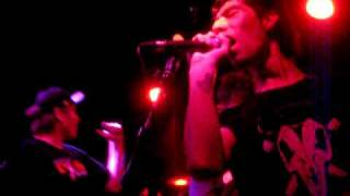 May 15, 2009: Murderland live at The Knitting Factory - Mausoleum Girl