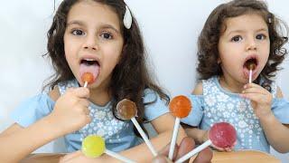 تعليم الالوان مع سوار |  Pre-school toddler learning colors | color song