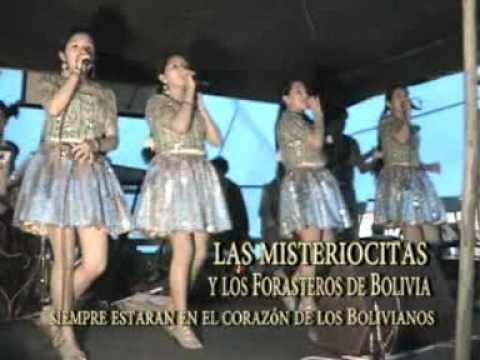 LAS MISTERIOSITAS Y LOS FORASTEROS DE BOLIVIA SIEMPRE VIVIRAN EN NUESTROS CORAZONES FEBRERO DEL 2011