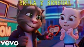 bella y sensual - Romeo Santos , nicky jam , daddy yankee / talking tom