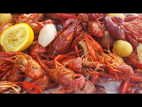 How To Boil Crawfish (Small Batch)