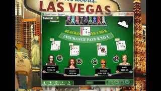 Hoyle casino-BlackJack