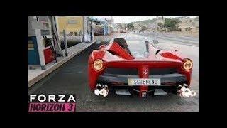 FORZA HORIZON 3 | FERRARI LaFerrari | FULL HD 60FPS