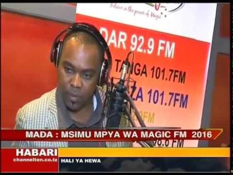 Msimu Mpya wa Magic Fm  2016 (02) -  23. 09. 2016