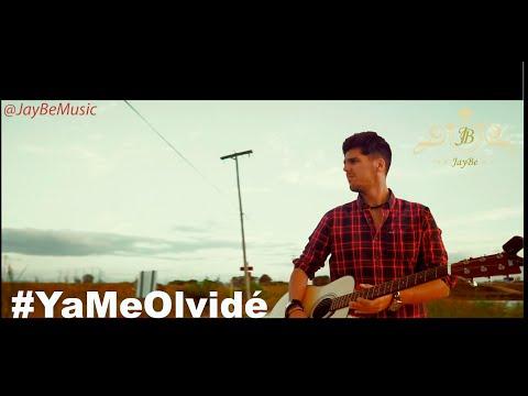 JayBe - Ya Me Olvidé (Official Music Video) @JayBeMusic