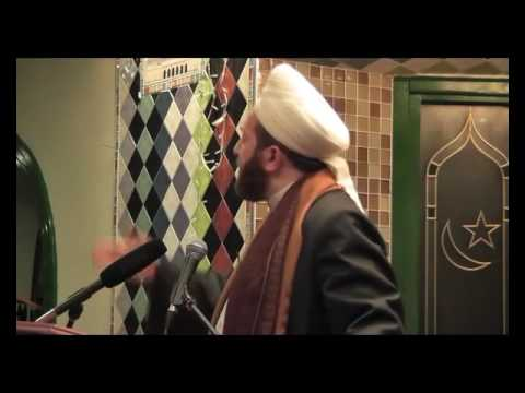 Courage Of The Martyrs Of Karbala - Shaykh Ninowy