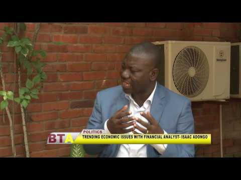 BTA: Ghana's Tax Policy Under Review