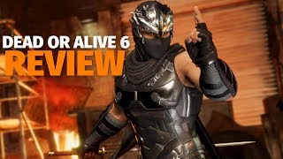 Dead or Alive 6 Review - The Buns and Brawls Nearly Bust (Video Game Video Review)