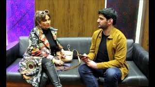 Haider Rifaat Interviews Frieha Altaf (2019)