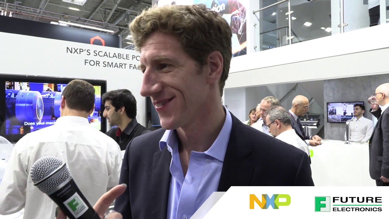 Future Electronics at Electronica 2018:  The NXP Semiconductor Booth