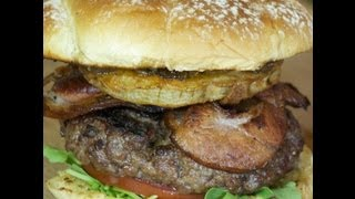 Chophouse Steak Burger Recipe!