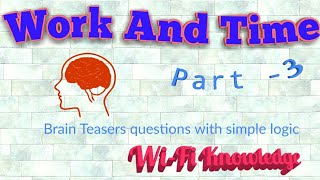 Maths : Time and Work Trick || अब Maths से डरना मन है || Ibps clerk |Group D | Ibps po| DSSB Part 3