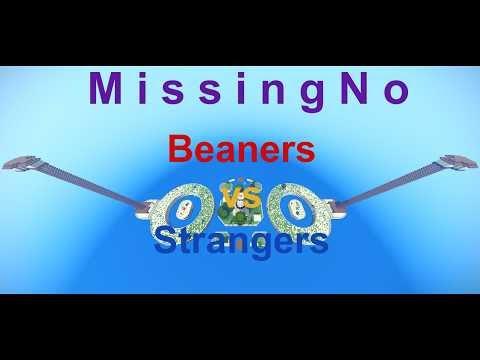 Scrimms CR: Beaners vs Strangers - Mapa: MissingNo (2/3)