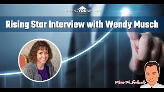 👨‍🏫 Rising Star Interview with Wendy Musch
