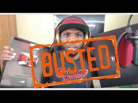 Large Youtuber Accused Of Stealing HTC Vive! HoodGamingTV Exposed