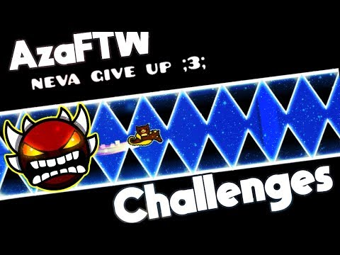 ONE LUCKY ATTEMPT ~ AzaFTW Challenges #64