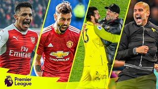 Latest WINNING Premier League goals! | Sanchez, Fernandes, Origi, Sterling | 2006-2021
