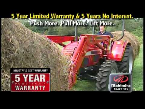 Buy a Tractor in North West Arkansas or South West Missouri Tractor For Sale