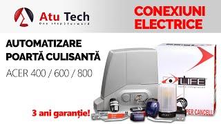 Conexiuni electrice Acer 400