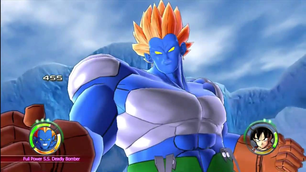Dragonball Z Raging Blast 2 Android 13 Vs Goku Youtube