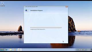 How to install Microsoft Office 2007 the easiest way.mp4