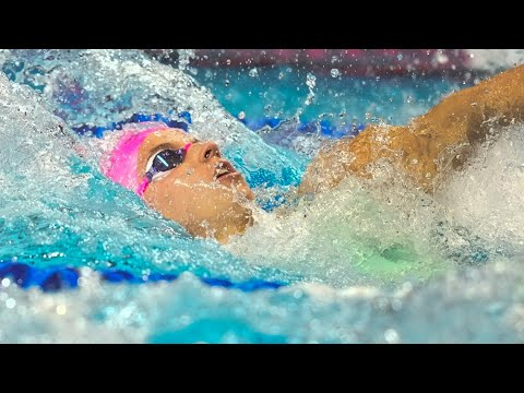 'What am I doing this for?' Olympic swimmer Regan Smith talks ...