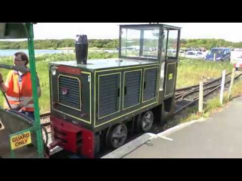 Narrow Gauge Railways of Great Britain   The Woodhorn Narrow Gauge Railway    May 2017