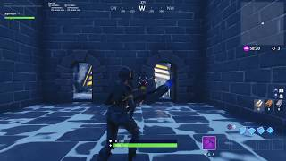 How To Complete Cizzors Death Maze LVL 7! (FORTNITE: BATTLE ROYALE CREATIVE MAP)