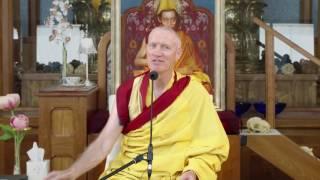 Changing our attitude - Gen-la Kelsang Khyenrab