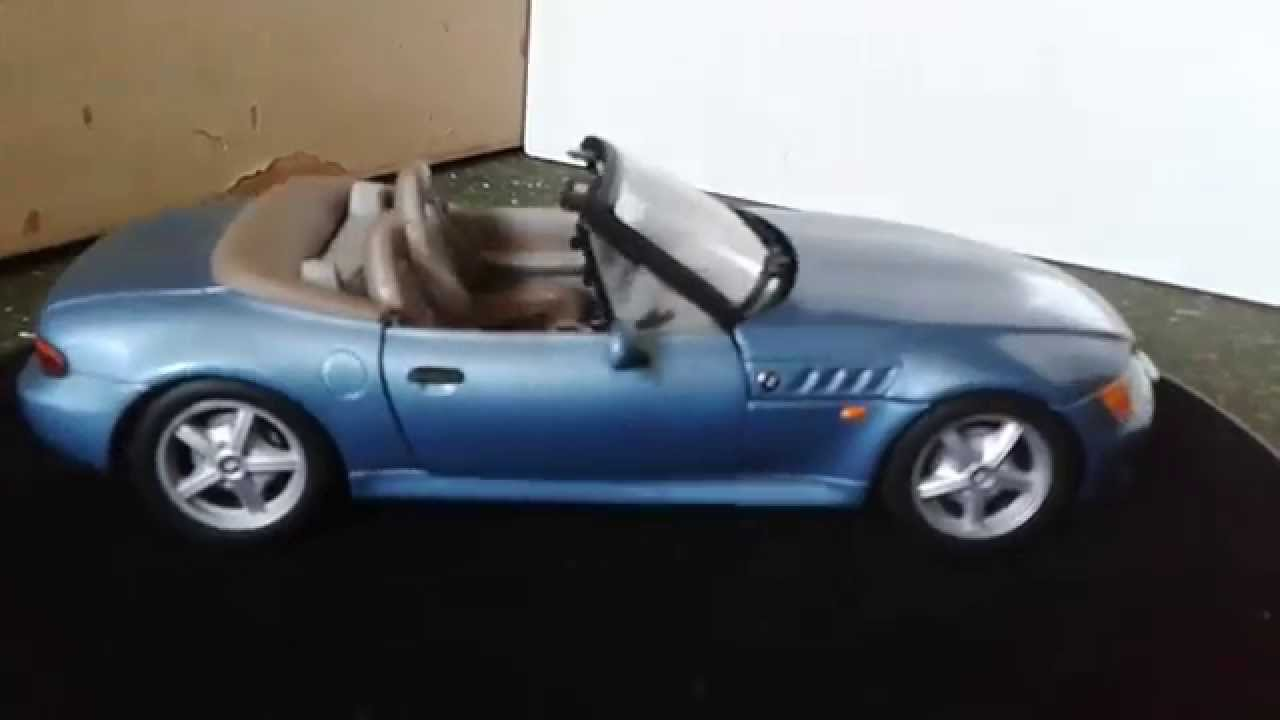 Bmw Z3 Roadster 007 Contra Goldeneye Youtube