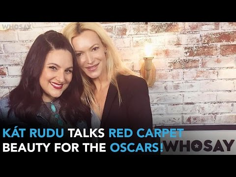 Kát Rudu Debunks the Myth of Perfect Celebrity Skin  | WHOSAY