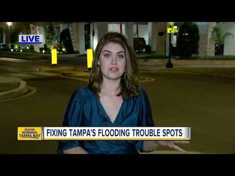 Fixing Tampa's worse flooding trouble spots