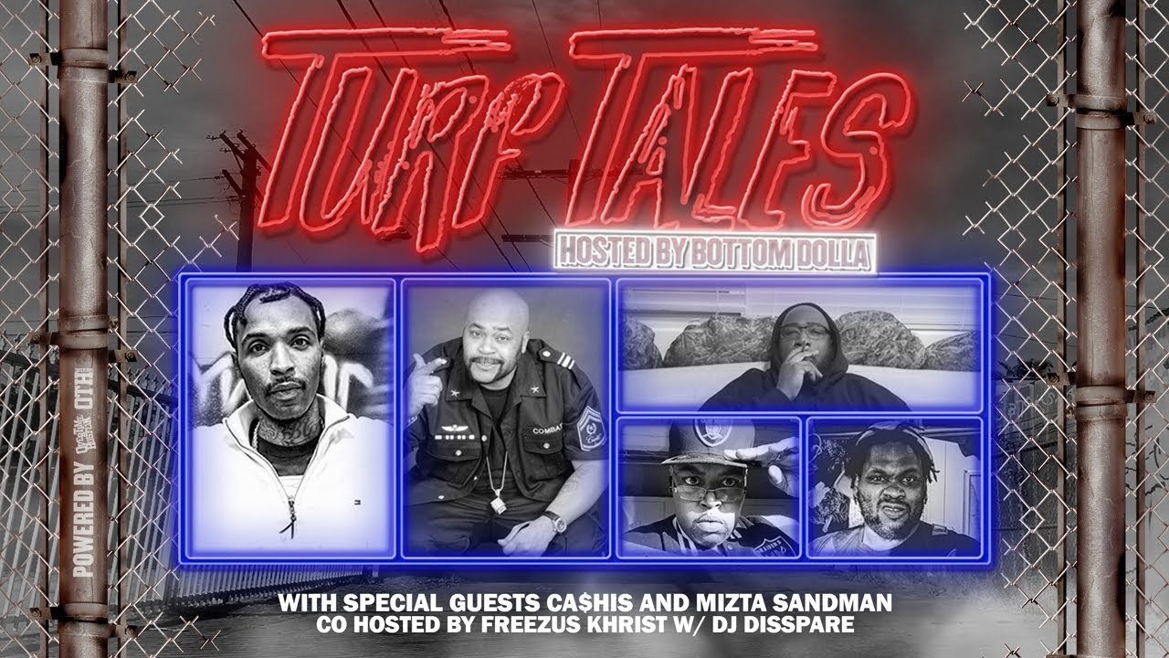 "Overtime Hustlin Presents ""Turf Tales"" Episode 39 Hosted by Bottom Dolla (Ca$his / Mizta Sandman)"