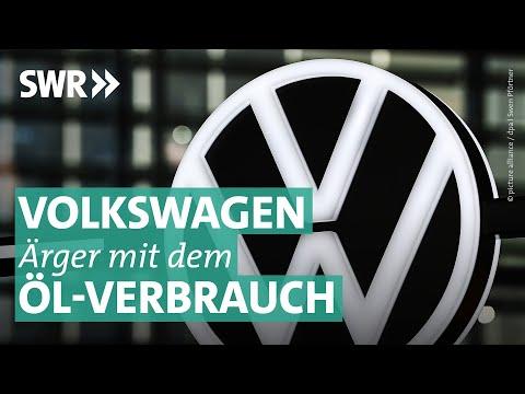 Ärger mit dem Öl-Verbrauch: Neue Probleme im VW-Konzern