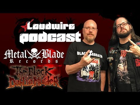 35 Years of Metal Blade Records with Brian Slagel + Trevor Strnad - Loudwire Podcast #29