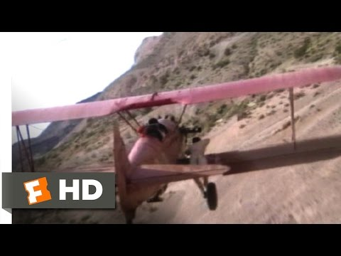 Capricorn One (1978) - Biplane Helicopter Chase Scene (11/11) | Movieclips