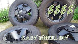 EASY DUALLY WHEEL DIY THAT WILL MAKE YOU MONEY