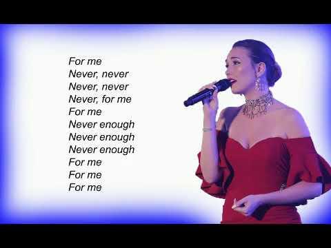 never-enough---loren-allred-(lyrics-video)