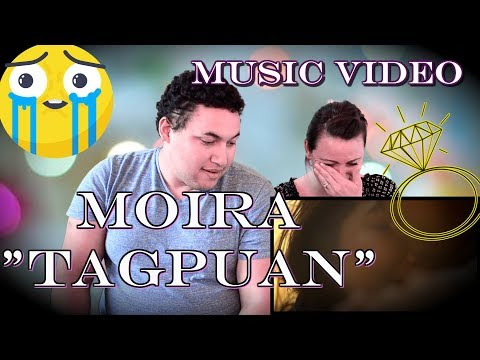 Moira Dela Torre - Tagpuan (Official Music Video) | REACTION
