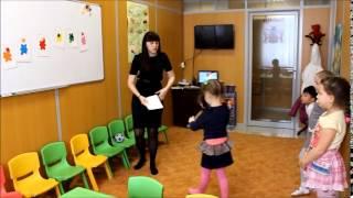 Фрагмент урока уровень Toddlers Pre school в Oxford English School г. Уссурийск