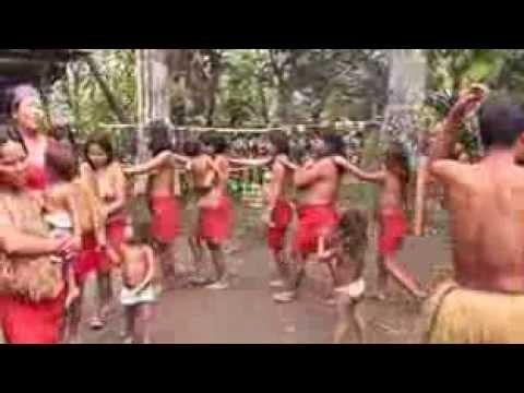 Tari telanjang suku Amazon :) - YouTube
