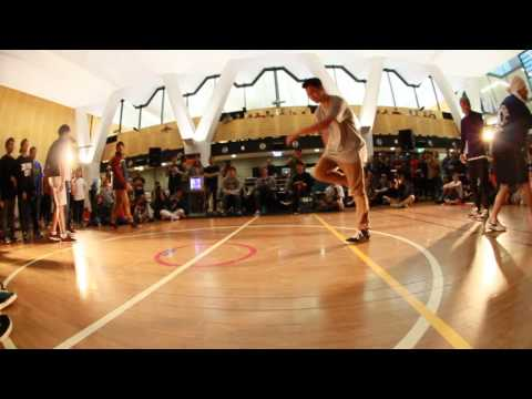 Delinkshark(MEL) vs Flow Revolution(HK/Thai) :: Destructive Steps 6 world Final