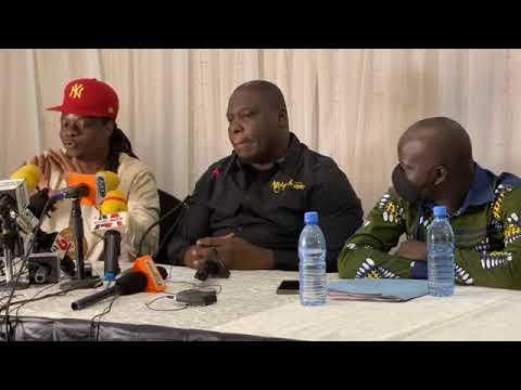 #OMTV: Conference de Presse /  Bama Art. ( 2e Partie)