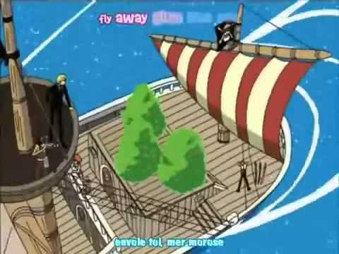 Opening 3 One Piece Hikari E   The Babystars